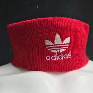 Vintage Adidas Trefoil Headband