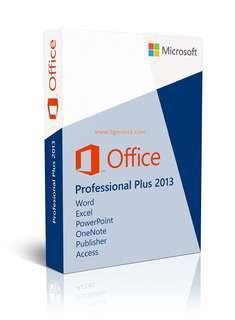 正版 Office 2013 professional plus 序號金鑰