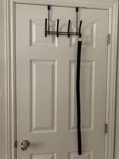 Door hanging rack