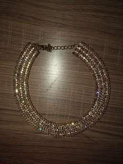 Gold Necklace / kalung gold