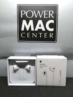 Apple Earpods with mic and volume control for IOS and Android unit
