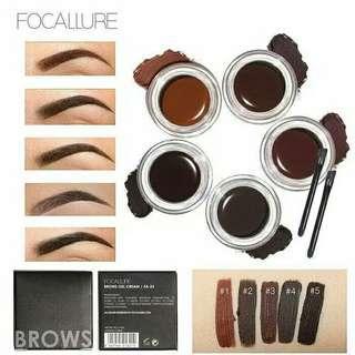 Foccalure eye brow gel brown