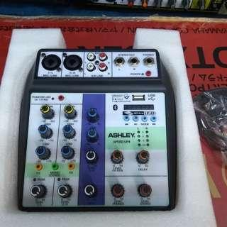 ASHLEY SPEED UP 4  Profesional Mixing Console
