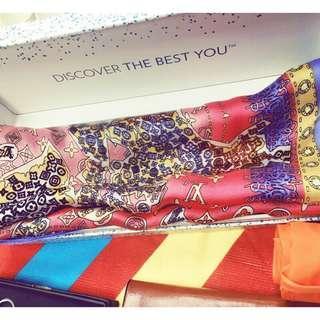 🚚 LV絲巾