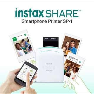 Instax share SP 1 Printer