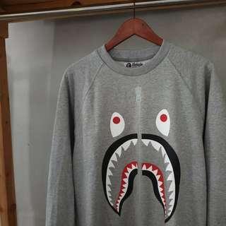 Sweater bape camo shark premium