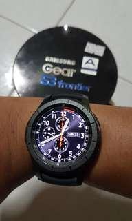 🚚 Samsung Gear S3 Frontier not LTE