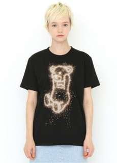 日本代購 Design Tshirts Store graniph Control Bear 系列 Tee 男女裝款AB