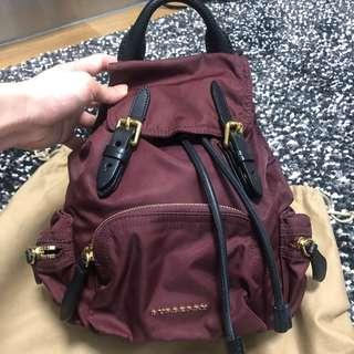 Burberry small Backpack/ rucksack