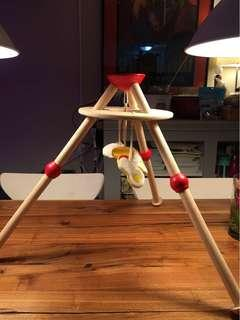 Activity Baby Gym by Plan Toys