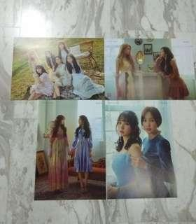 [WTS] GFriend Time For Us Posters