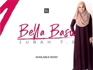 Bella Basic Jubah by Bella Ammara