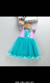 🚚 Mermaid Dress