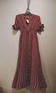 Brand new Vintage style Midi Dress