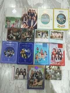 [WTS] GFriend Masterlist (Unsealed Albums / Photocards / Other Items / Posters)