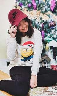 Minion Christmas Sweatshirt