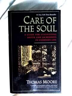 [Self-Help/Psychology] CARE OF THE SOUL by Thomas Moore
