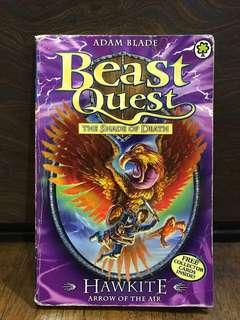 BEAST QUEST The Shade Of Death by ADAM BLADE