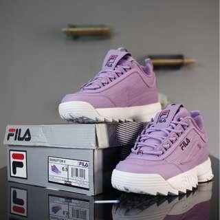 Fila Disruptor 2 2nd Gen Purple