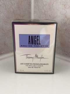 Angel The Refillable Comets Eau De Toilette Spray - 40ml/1.4oz, sealed in box.