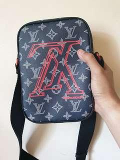 SALE! Louis Vuitton Danube Inverted Logo from 2800