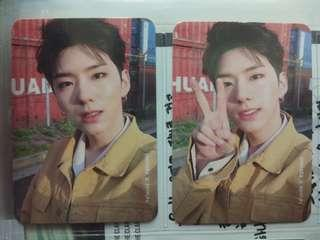 monsta x kihyun first world tour beautiful photocard