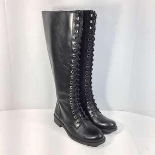 Brand new Vince camuto knee high combat boots size 6