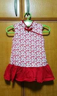 🚚 [Pre-Owned] Baby Girl Dress