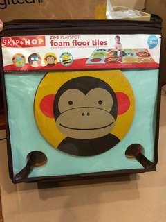 Skip Hop Zoo Playspot Foam Floor Tiles