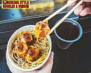 Hongkong Noodles & Siomai