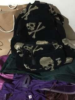 visvim mastermind japan mmJ basic rucksack 22L backpack ballistic 20L mastermindjapan