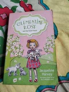 🚚 Clementine Rose