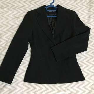 Double button blazer