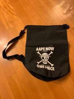 Aape crossover one piece water proof bag