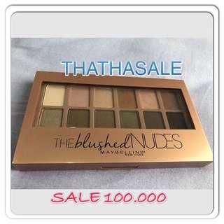 The Blushed Nude Eyeshadow