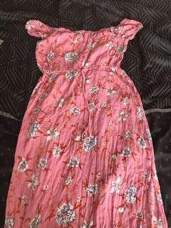 Maxi dress, size 14