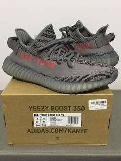ab61cfd7250 Adidas Yeezy Boost 350 V2 Beluga 2.0 US8