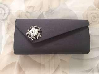 Evening Bag with Pearls