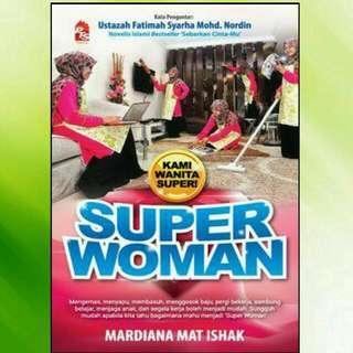 BUKU MOTIVASI SUPER WOMAN