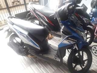 Jual BU Honda Beat 2013 Harga dibawah Pasar