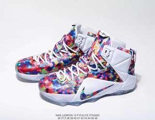 4fe644e70550 unisex Nike LEBRON 12 P.S ELITE 57S3403 FA2453300
