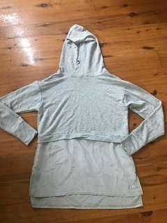 Women's cotton on body loungers hoody size 8/12