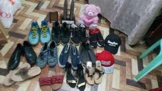 Garage sale  ( from women/ mens shoes)