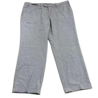 New 2 Celana Pria Mark & Spencer Original Light Grey