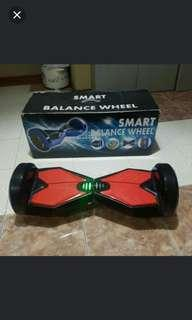 HOVER BOARD with BLUETOOTH SPEAKERS✔BIG TYPE✔VERY RARELY USED✔MINIMAL SCRATCH