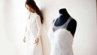 La Rosa Bridal Robe