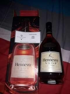 Hennessy VSOP cognac 1 ltr