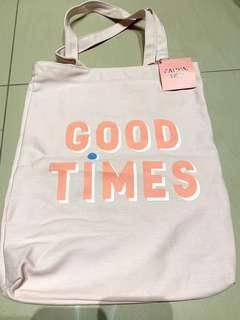 🚚 星巴克+ban.do 聯名款粉色超可愛購物袋