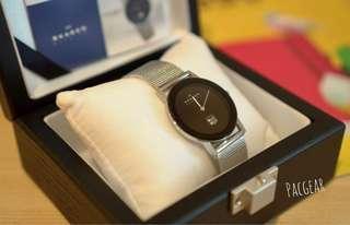 BNIB Skagen Slim Dress Watch - Chevron Edition 36mm