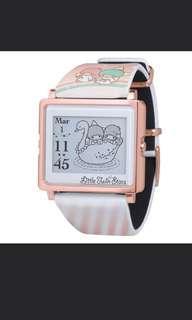 Little twin stars日本限量系列手錶